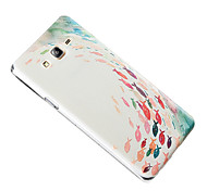 For Samsung Galaxy Case Embossed Case Back Cover Case Animal TPU Samsung On 7