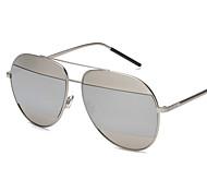 Sunglasses Unisex's Retro/Vintage / Fashion Mirrored / 100% UV Browline B Sunglasses Full-Rim