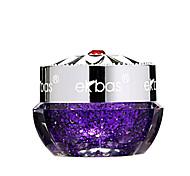 Ekbas Purple Glitters Nail Glue 13G Nail Polish