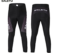 Cycling Bottoms / Pants / Padded Shorts / Tights Unisex Bike Breathable / Quick Dry / 4D Pad / 3D Pad StretchyElastane / Terylene /