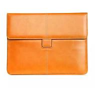 caja del filtro de manga de la bolsa de cuero de la PU para el aire de 10 pulgadas tablet pc ipad con ranura para tarjetas