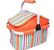 20L borsa pic-nic di calore raffreddamento impermeabile viaggio isolato pranzo all'aperto cestino