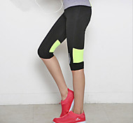 Running Tracksuit / 3/4 Tights / Pants/Trousers/Overtrousers / Bottoms Women'sBreathable / High Breathability (>15,001g) / Moisture