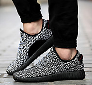 Yeezy Running Shoes / Casual Shoes Men's / Boys Anti-Slip / Damping / Cushioning / Ventilation / Wearproof Leisure SportsGreen / Black /