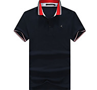 Men's T-shirt Black /Breathable/Leisure Sports