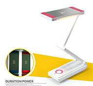 2 W Cool White AC Waterproof/Dimmable/Rechargeable Energy Saving LED Reading Light(Assorted Color)