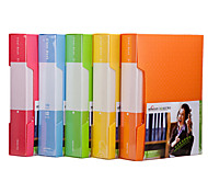 Multifunction Portable Files Folders & Filing for Office 60pages