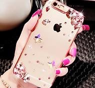 Luxuxdiamante Plastikschutzhülle für iPhone 6 / iphone 6 Plus