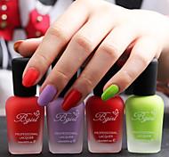 4 PCS-Bgirl Nail Art  Matte Nail Polish -16ml/Bottle 05-08(4 Colors)