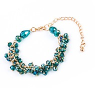 New Arrival Bohemian Acrylic Strand Bracelets Daily / Casual 1pc Hot Sale