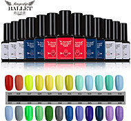 1Pcs UV Gel Nail Polish Long-Lasting Nail Gel Soak-off LED Lamp Fingertip Ballet Gel Polish 8ML Environment 25-48 Colors