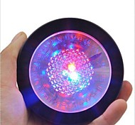 LED Light Bottle Cup Mat Coaster Color Changing For Party Bars