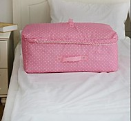 Storage Bags Textile with A Storage Bag , Feature is Lidded / Open / Travel , For Quilts
