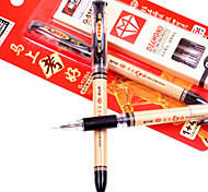 0.5 Plastic Business Gel Pens