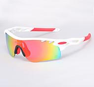 Sports  Sunglasses White  Frame