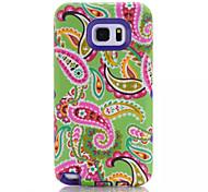Para Samsung Galaxy Note Antigolpes / Diseños Funda Cubierta Trasera Funda Pluma Policarbonato Samsung Note 5