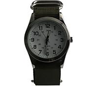 Factory Direct Fashion Trend Army Green Quartz Watch