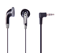 Stereo da 3,5 mm in-ear auricolari auricolari cuffie JX-268 per iPod / iPad / iPhone / MP3