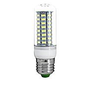 E27 8W 72 x 5730SMD 800LM Warm White / Cool White LED Corn Light Bulb Lamp Energy Saving Led Light (220-240V)