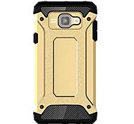 Para Samsung Galaxy Capinhas Antichoque Capinha Corpo Inteiro Capinha Armadura PC Samsung A9(2016) / A7(2016) / A5(2016) / A3(2016)