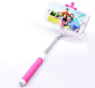 novidade fio vara selfie para iPhone / samsung e outros