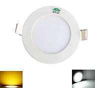 4W Luci da soffitto 20 SMD 2835 380 lumens lm Bianco caldo / Bianco Decorativo AC 85-265 V 1 pezzo