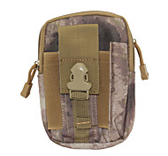 Outdoor Multi-functional Water-resistant Waist Bag - The Ruins Of Camouflage