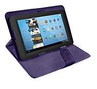 flip pu caja de la tableta de cuero universal, con soporte para 10 pulgadas (colores surtidos)