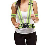 Elastic band/Reflective vest/Riding vest/Wrist strap/Combination set