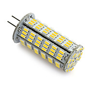 6W g4 led corn lights t 126 smd 3014 500-540 lm warm wit / koel wit DC12-24V 1 stuks
