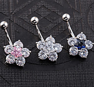 Body Jewelry/Navel Rings/Belly Piercing Stainless Steel Others Unique Design Fashion 1pc