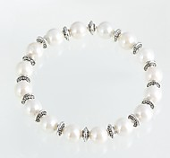 New Arrival Imitation Pearl Sample Strand Bracelets Daily / Casual 1pc Hot Sale