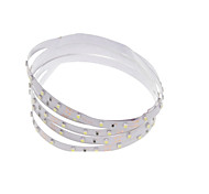 SENCART 1 M 60 3528 SMD Blanco cálido/Blanco/RGB/Rojo/Amarillo/Azul/VerdeCortable/Regulable/Conectable/Adecuadas para