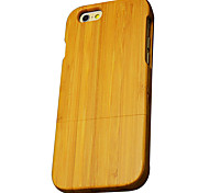 147 Case Cover Ultra-thin Other Back Cover Case Wood Grain Hard Bamboo for Apple