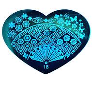 Bluezoo amor azul Sellado del clavo (18)