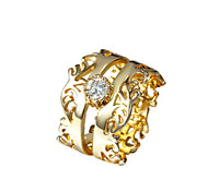 Mother's Day Gift women durable casual Statement Ring