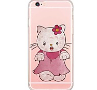 iPhone SE/5s/5 TPU Transparent Back Cover