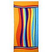 sunodor Beach Towel Yellow,Jacquard