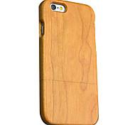 caso ciliegia legno protettiva copertura posteriore dura per il iphone iphone 6S plus / iphone 6 6s più / iPhone / iPhone 6