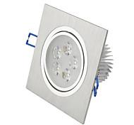 5W Einbauleuchten 450 lm Warmes Weiß / Kühles Weiß Hochleistungs - LED AC 220-240 V 1 Stücke