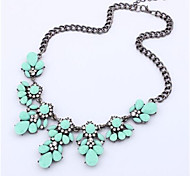 Alloy Necklace Chain Necklaces Wedding / Party / Daily / Casual 1pc