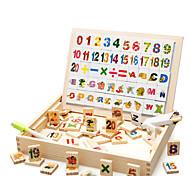 scatola di apprendimento multifunzionale, magnetico incantesimo incantesimo, il funzionamento digitale per i giocattoli per bambini