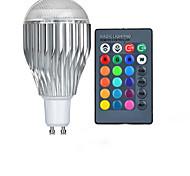 Gu10 85v-265v 10w rgb пульт дистанционного управления привело красочные лампы