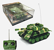 Four Track Driving Simulation Remote Control,Charging Tanks- China Type 99 Main Battle Tanks 3
