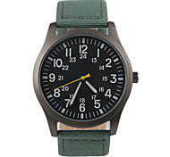 The New Fashion Popular Army Green Men's Gift Watches