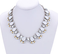 Women Maxi Necklace New Vintage Exaggerated Necklace Fashion Jewelry