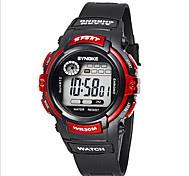 Kid's LCD Digital Water-Resisstant Multi-Functional Sports Watch Cool Watches Unique Watches