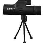 BRESEE 8X30 мм Монокль Высокое разрешение Держать в руке Общего назначения Наблюдение за птицами BAK4 Многослойное покрытие 318FT/1000YDS