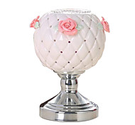 Rose Fragrance Lamp Circle Induction Aromatic Oil Lamp Creative Nightlight