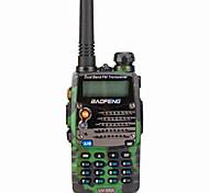 Baofeng Для ношения в руке / Цифровой UV-5RAFM радио / Голосовые подсказки / Двойной диапазон / Двойной дисплей / Двойной режим ожидания